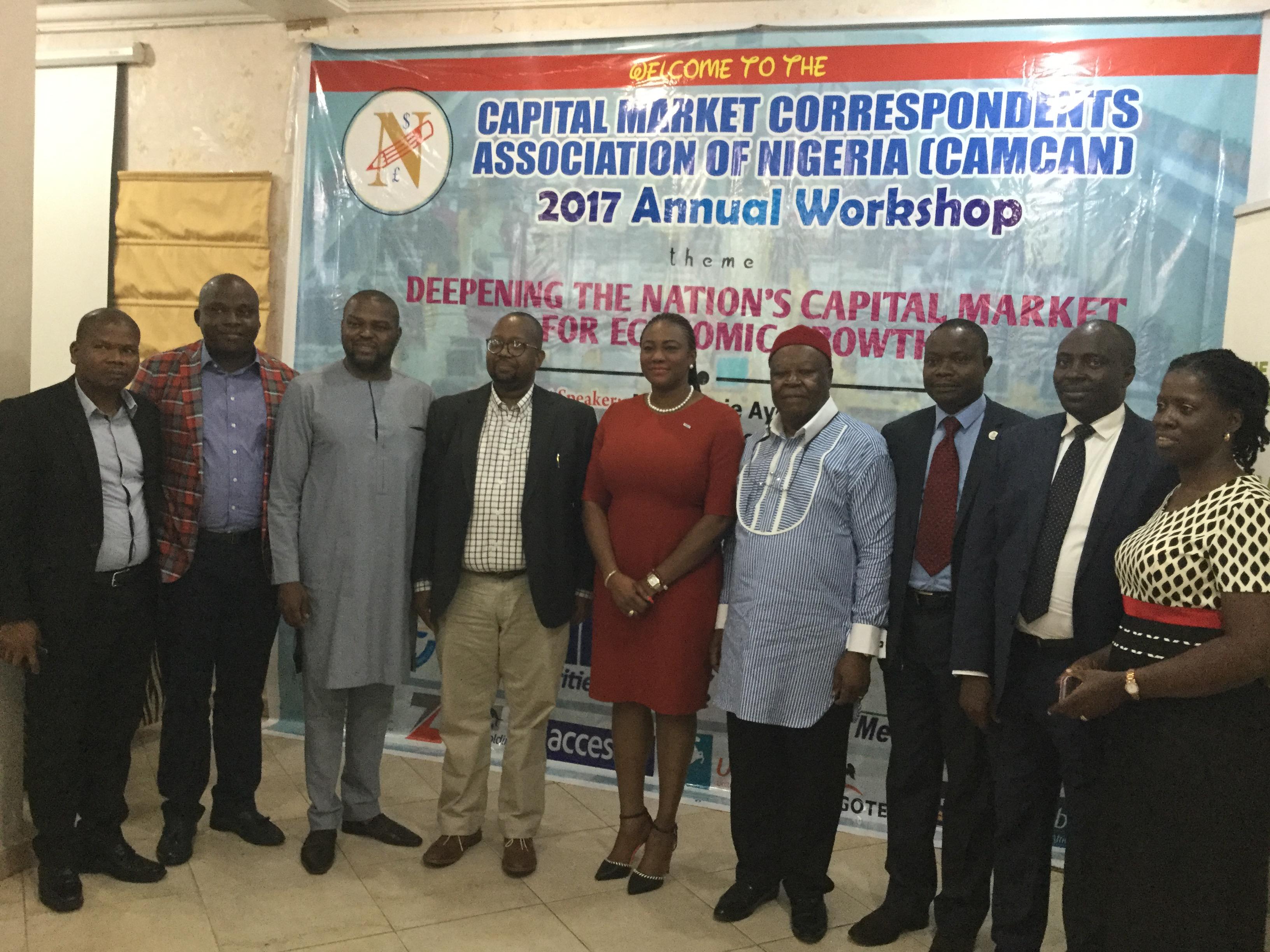 Photo of Nigeria Must Strengthen Operators To Deepen Capital Market- Ayere, Ugorji