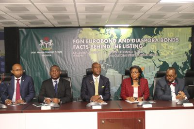 Nigeria's $3bn Eurobond Oversubscribed By 278%, Says DMO Boss