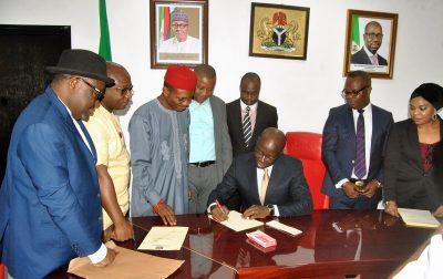 Obaseki Assents N150bn 2018 Edo Budget