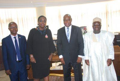 IMF Executive Director Visits Adeosun In Abuja