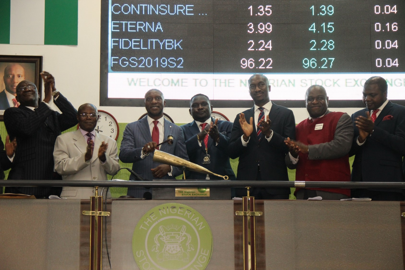 Stockbrokers Institute Inducts NSE CEO As Associate Member