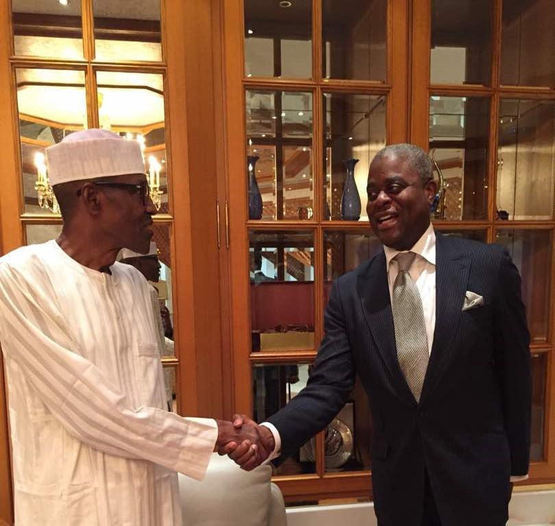 Photo of Photo News: NSE Council Boss Visits Buhari