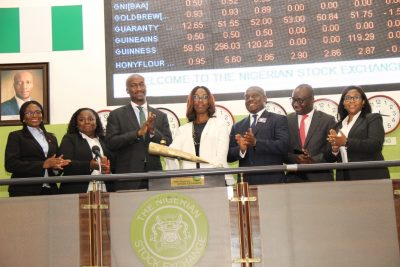 Photo News: Nigerian Bourse Lists Abacus Money Market Fund