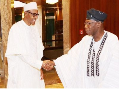 Obasanjo Passes No Confidence Vote On Buhari, APC, PDP