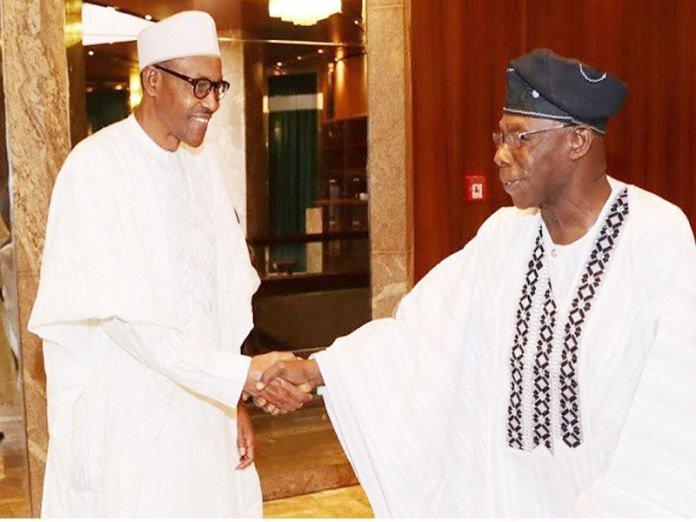 Photo of Obasanjo Passes No Confidence Vote On Buhari, APC, PDP