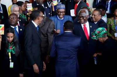 Buhari Seeks Common African Position On Asset Recovery