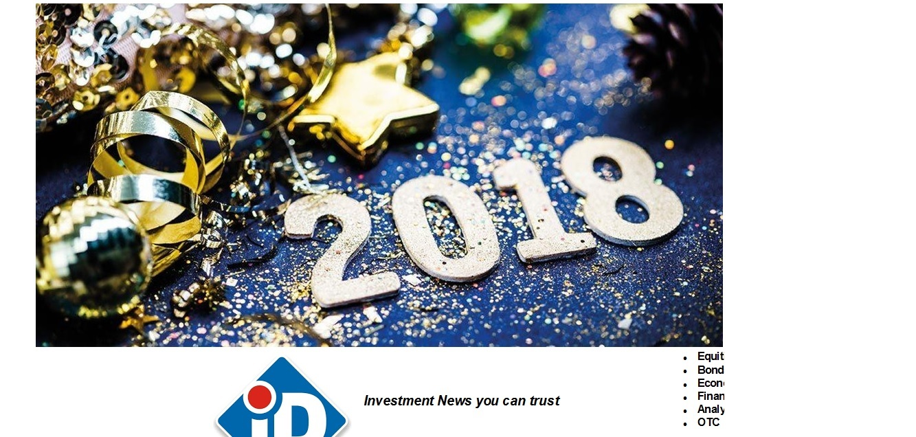 Photo of Happy New Year 2018 From All Of Us @Investdata1 News