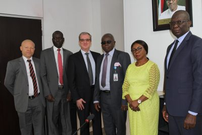 IMF Team Holds Talk With SEC Officials In Abuja