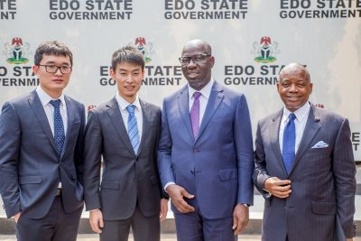 China Harbour Arrives Benin To Commence Gelegele Seaport Project