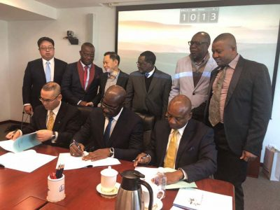 Obaseki, China SINOPEC Seal Deal For 5,500bpd Edo Modular Refinery