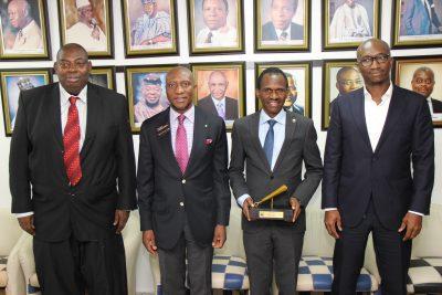 Photo News: Odu'a Group Executives Visit NSE
