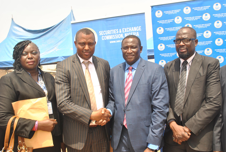 Photo of SEC, CBN, Pencom, NAICOM Partner For Increased Financial Inclusion In Nigeria