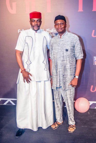 UBA Premieres 'A Night In Wakanda'