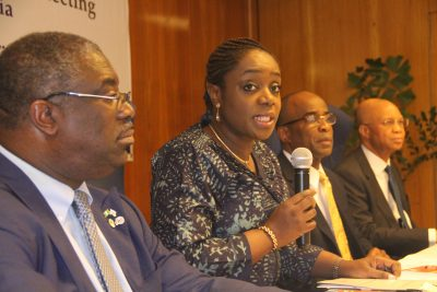 Photo News: Adeosun Opens 6th Steering Committee Meeting Of IMF-AFRITEC West 2