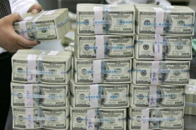 Nigeria's Foreign Reserves Decline By US$1.112bn In One Month