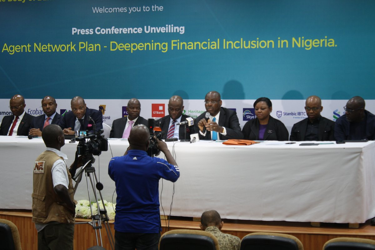 Photo of Nigerian Bank CEOs, CIBN Partner To Deepen Financial Inclusion