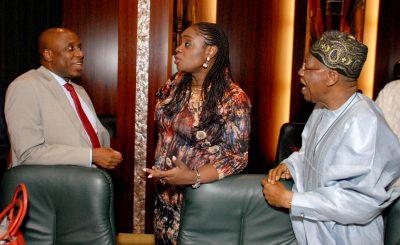 Photo News: Adeosun, Amaechi, Lai Mohammed At FEC Meeting