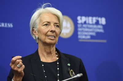Tackle Public Debt Headlong Head-on, IMF Chief Urges African Governments
