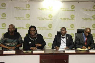 Photo News: Ikeja Hotel Directors Host Facts Behind Restructuring On NSE