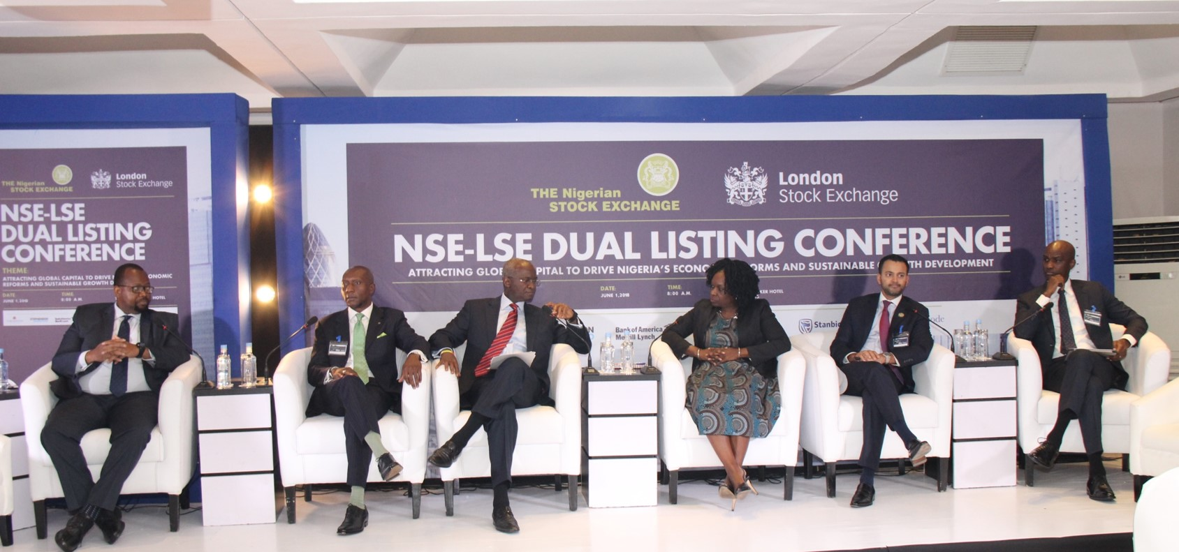 Photo of Photo News: NGSE, LSE Holds Dual Listing Confab In Lagos