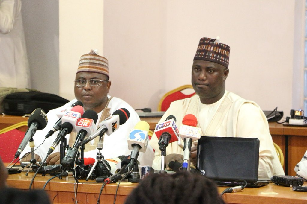 Buhari 'Unduly Exaggerated' Extent Of 2018 Budget Cuts, Says NASS