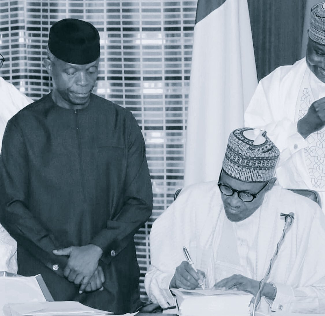 Buhari Signs Nigeria's Longest Delayed Budget, Says Implementation Difficult