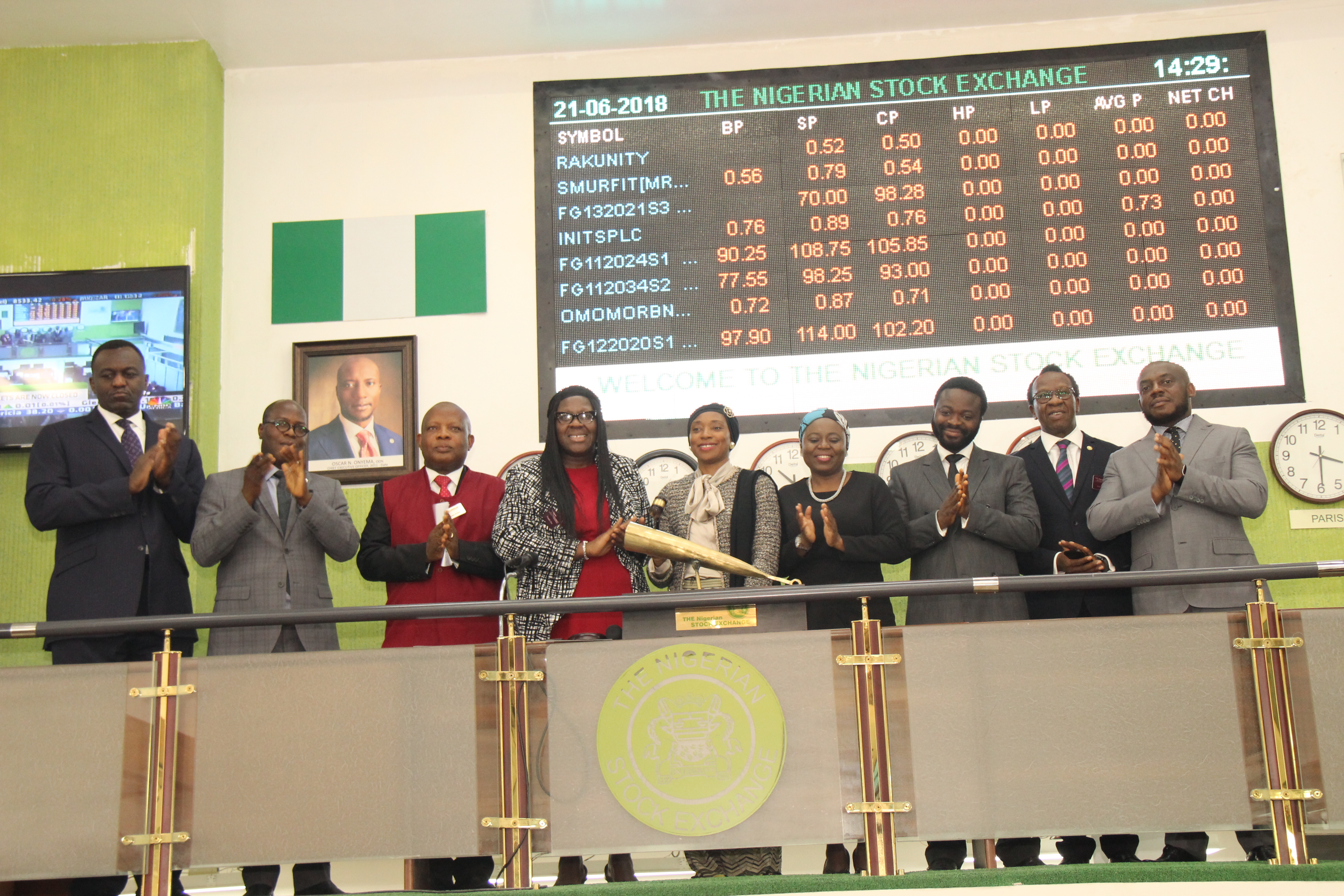 Photo of Photo News: Lotus Capital Lists Fixed Income Fund On NSE