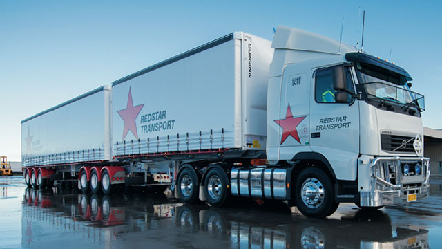 Redstar Express: Still Trading At Discount To Fair Value
