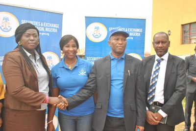 SEC, CBN, Pencom, NDIC Preach Financial Inclusion At Abuja Suburb