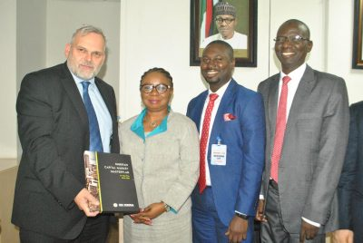 Why Nigeria's Capital Market Is Attractive To Foreign Investors- JP Morgan