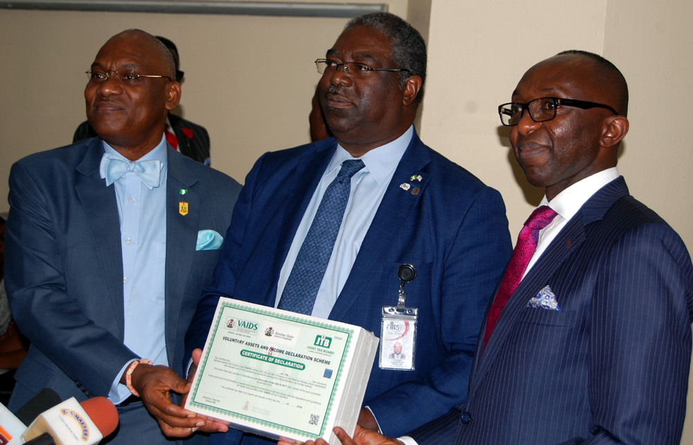 FG Recovers N30bn From Tax Amnesty Scheme, Issues VAIDS Certificates