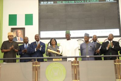 NSE Lists N10.69bn, 5-Year FGN Sovereign Green Bond