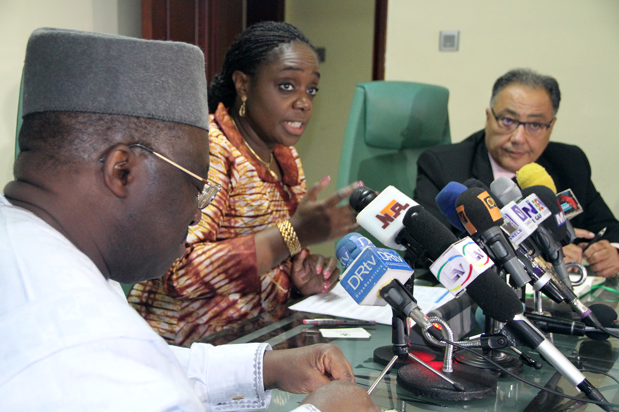 Photo of Photo News: Adeosun Receives World Bank Group VP In Abuja