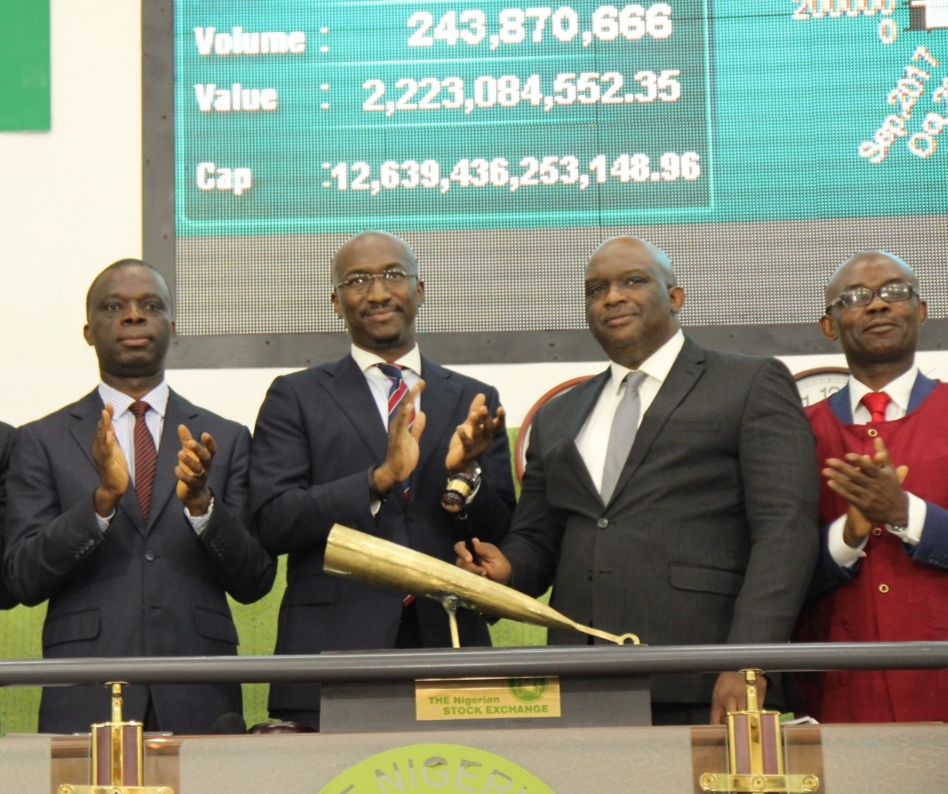Photo News: C&I Leasing Sounds Closing Gong On NSE