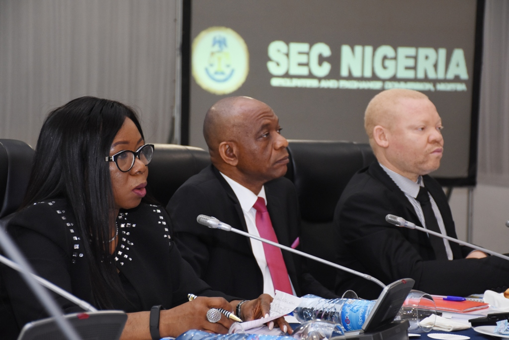 Photo News: SEC Hosts 2nd Capital Market Committee Meeting