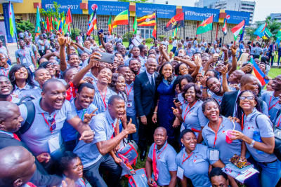 Applications For Elumelu Foundation Cohort Rises By 650%, Forum Holds Oct. 25