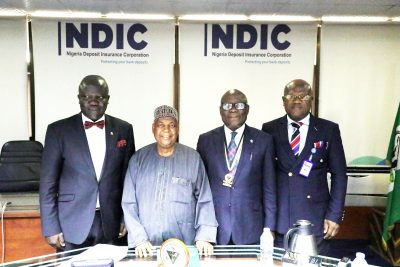 CBN's Fine Shows Need For Improved Corporate Governance By Banks, Says NDIC Boss