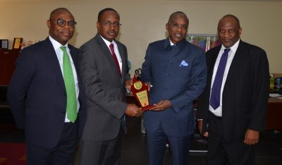 NSITF Award Will Spur AMCON In Task Of Debt Recovery, Says Kuru