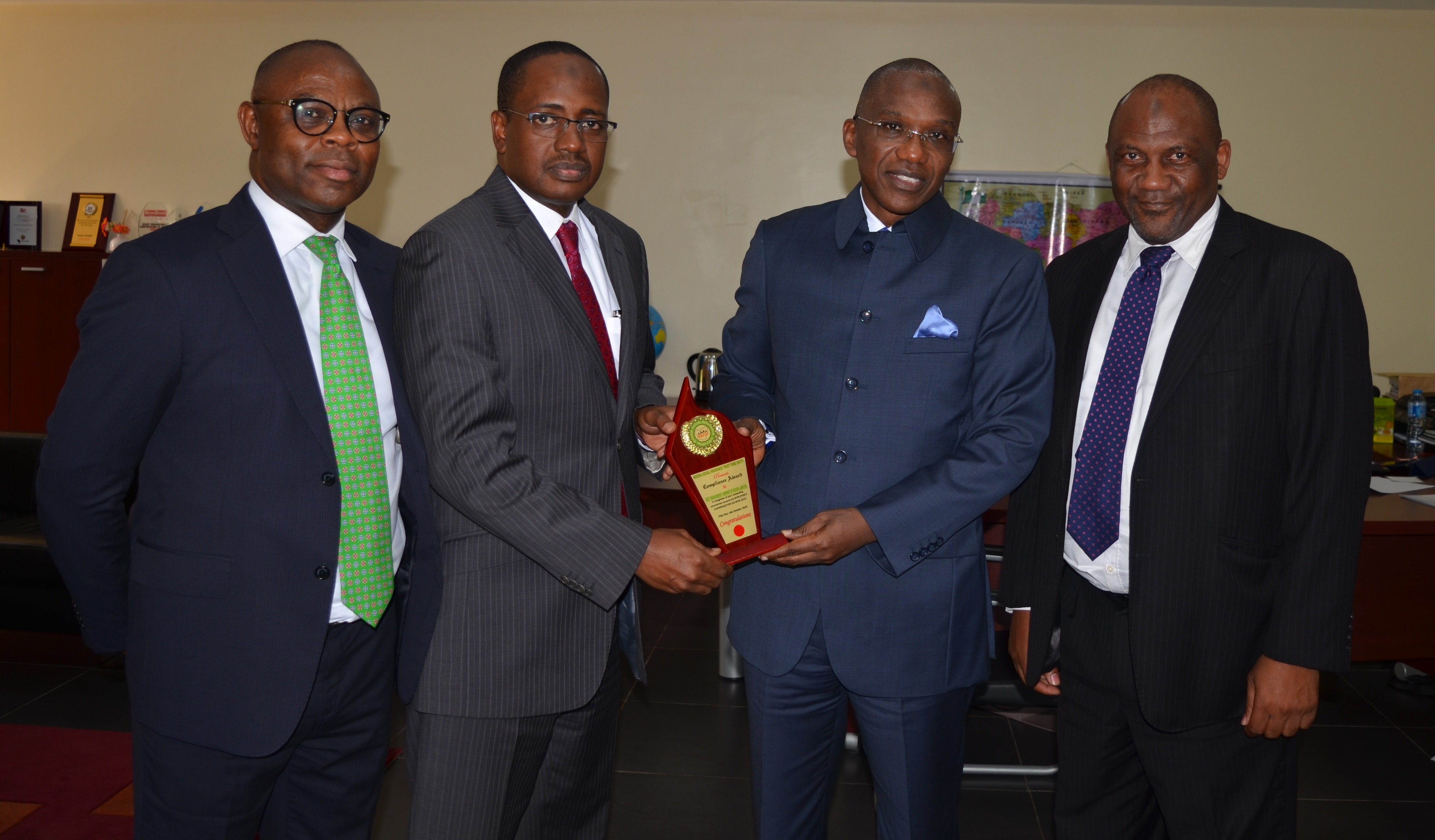 Photo of NSITF Award Will Spur AMCON In Task Of Debt Recovery, Says Kuru