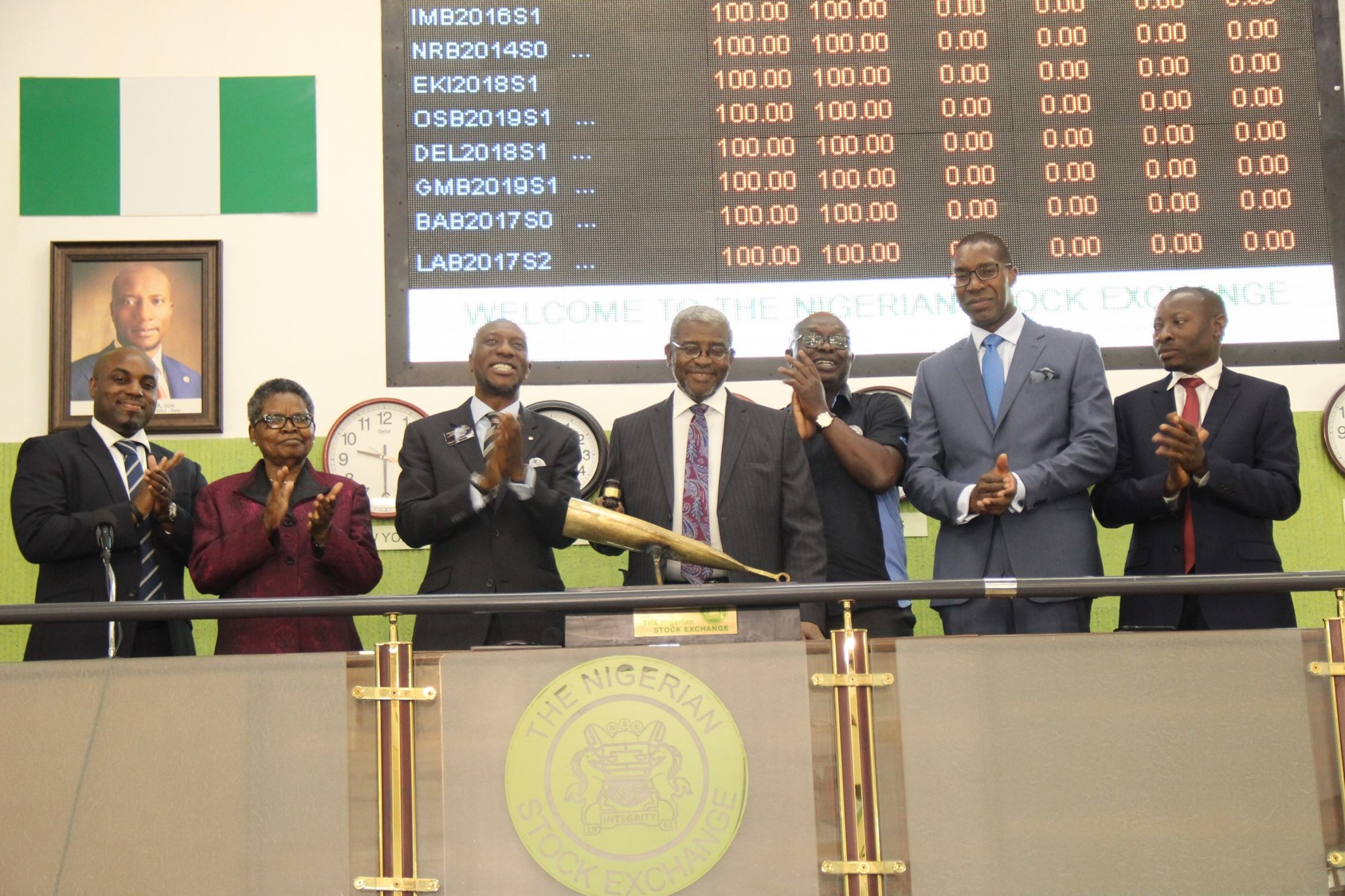 Photo of Capital Bancorp Marks 30th Anniversary, Sounds NGSE Closing Gong