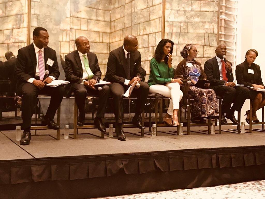 Photo of Nigeria Sells Growth Plan To Investors At New York Roadshow