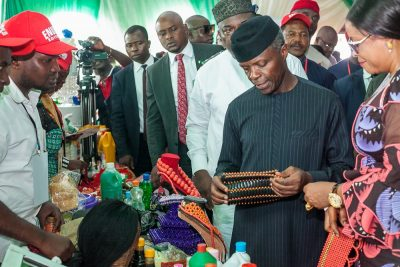 FG Committed To Lifting More Nigerians Out Of Poverty, Says Osinbajo