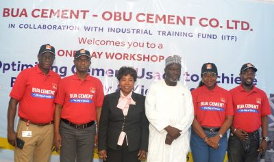 Cement Quality, Mix, Key To Ending Building Collapse- BUA Cement