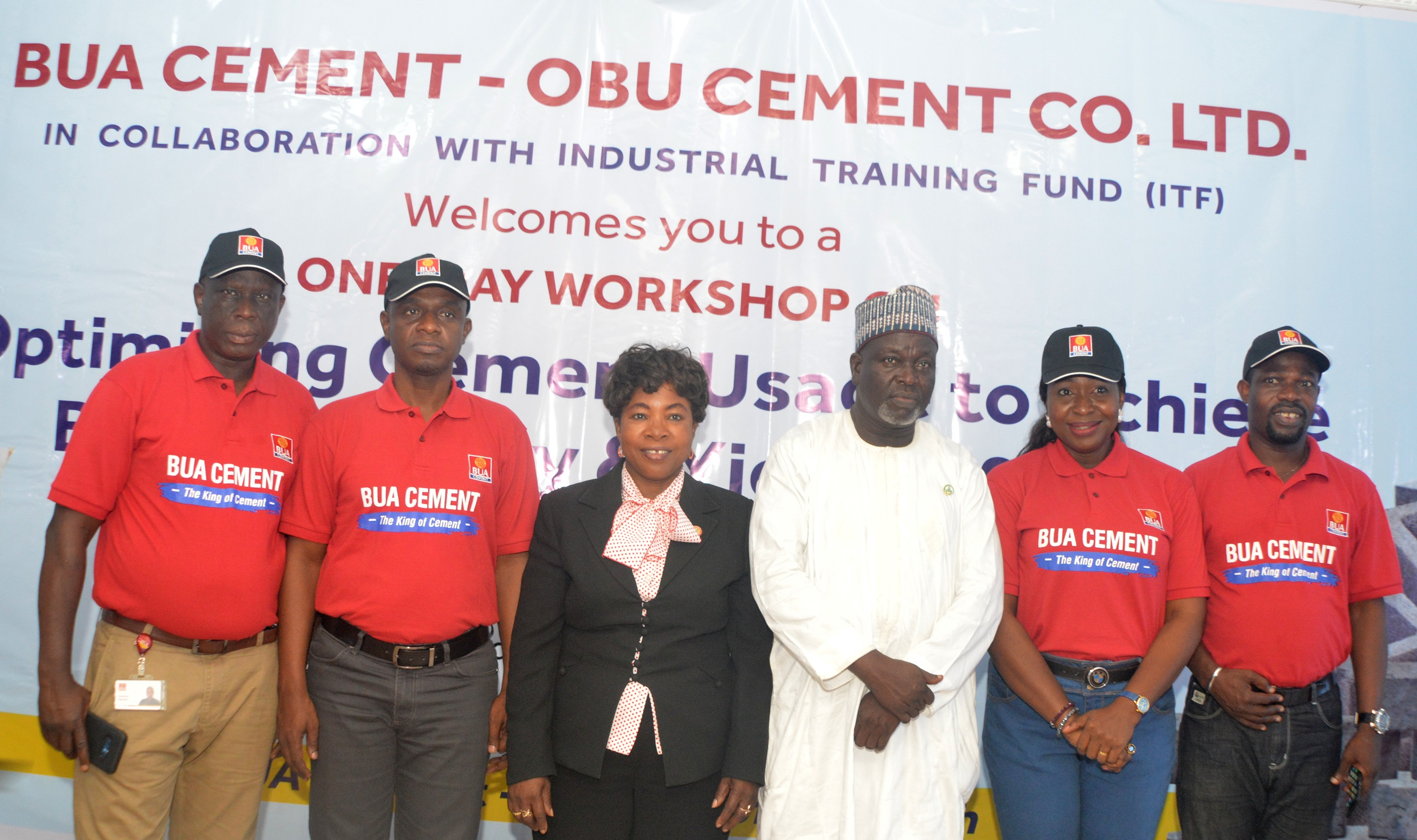Photo of BUA Cement Hosts Block, Concrete Makers At Stakeholders Parley