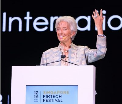 Central Banks Should Consider Digital Currency Issuance, Says Lagarde, IMF Boss