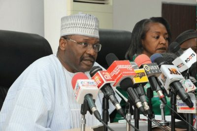 2019: We'll Recruit Corps members, Staff, Students Of Fed Govt Agencies- INEC