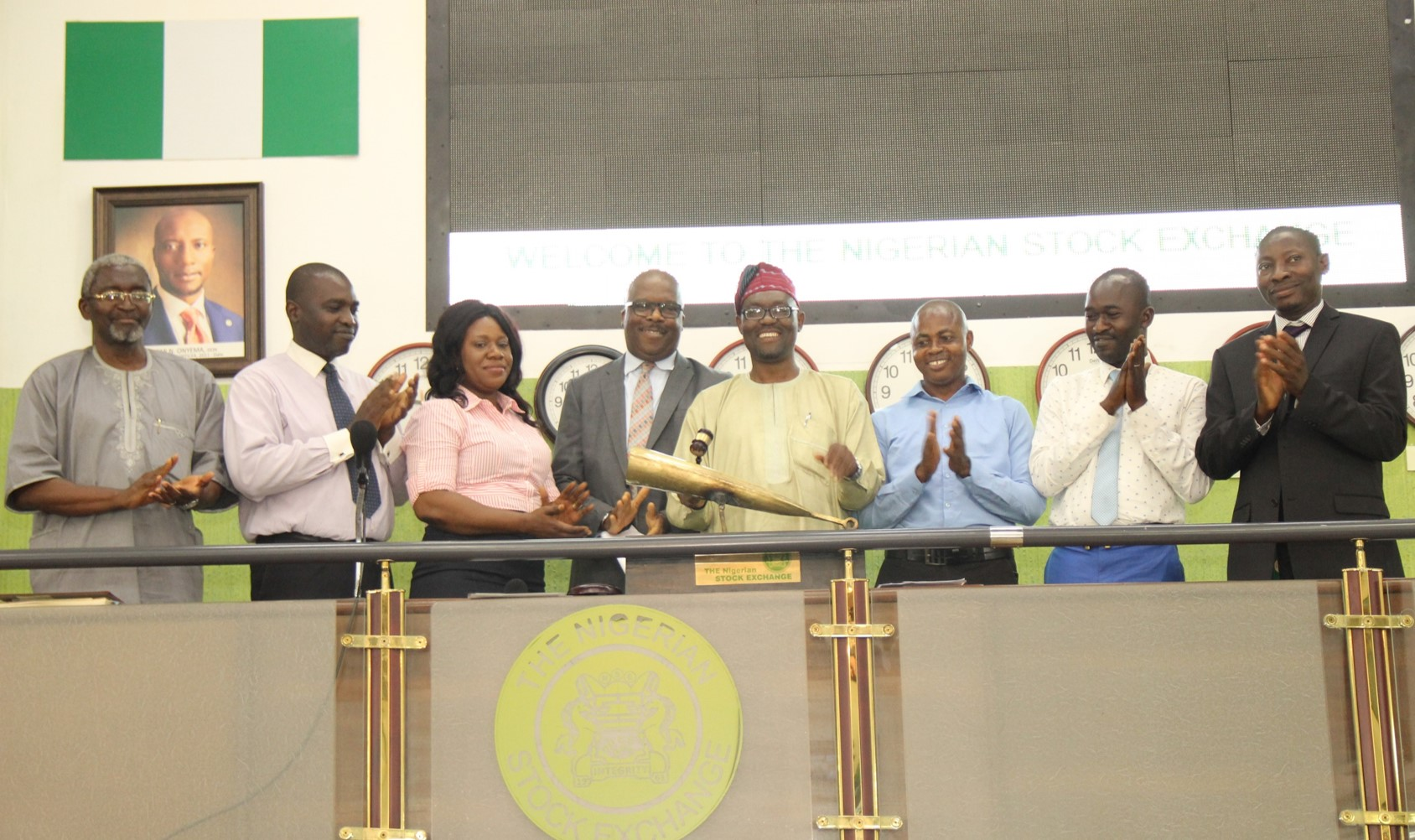 Photo of Lagos NUJ Chair Sounds Closing Gong At Launch Of NGSE Media Centre