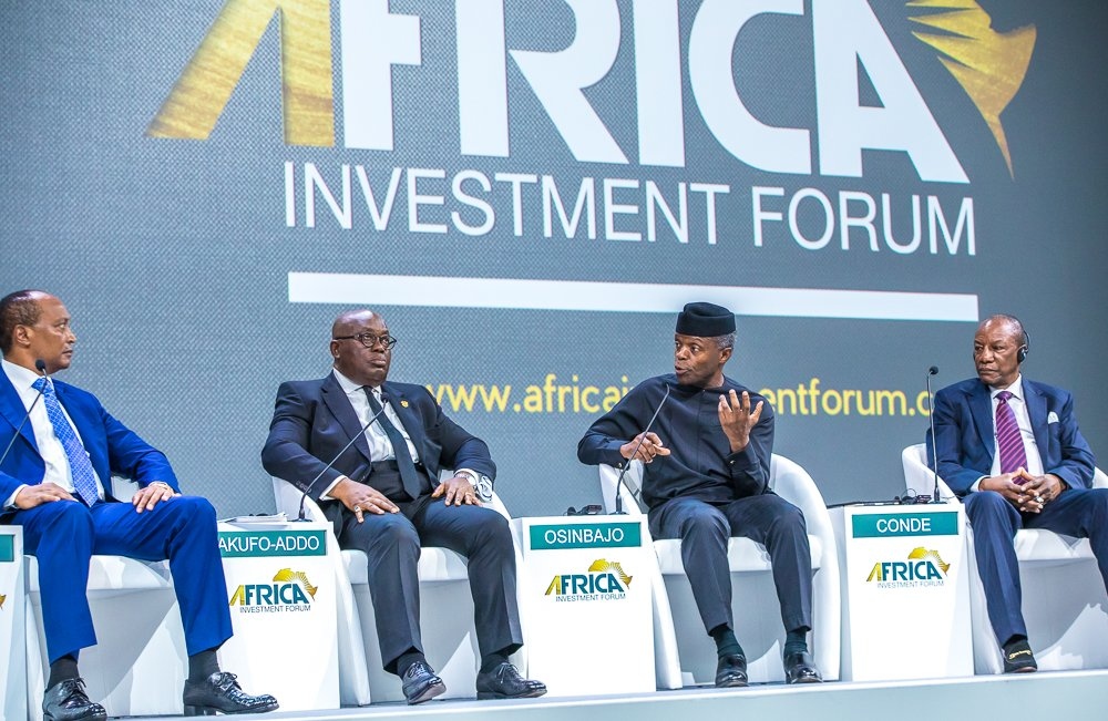 FG In Talks For $62bn Deals At Africa Investment Forum