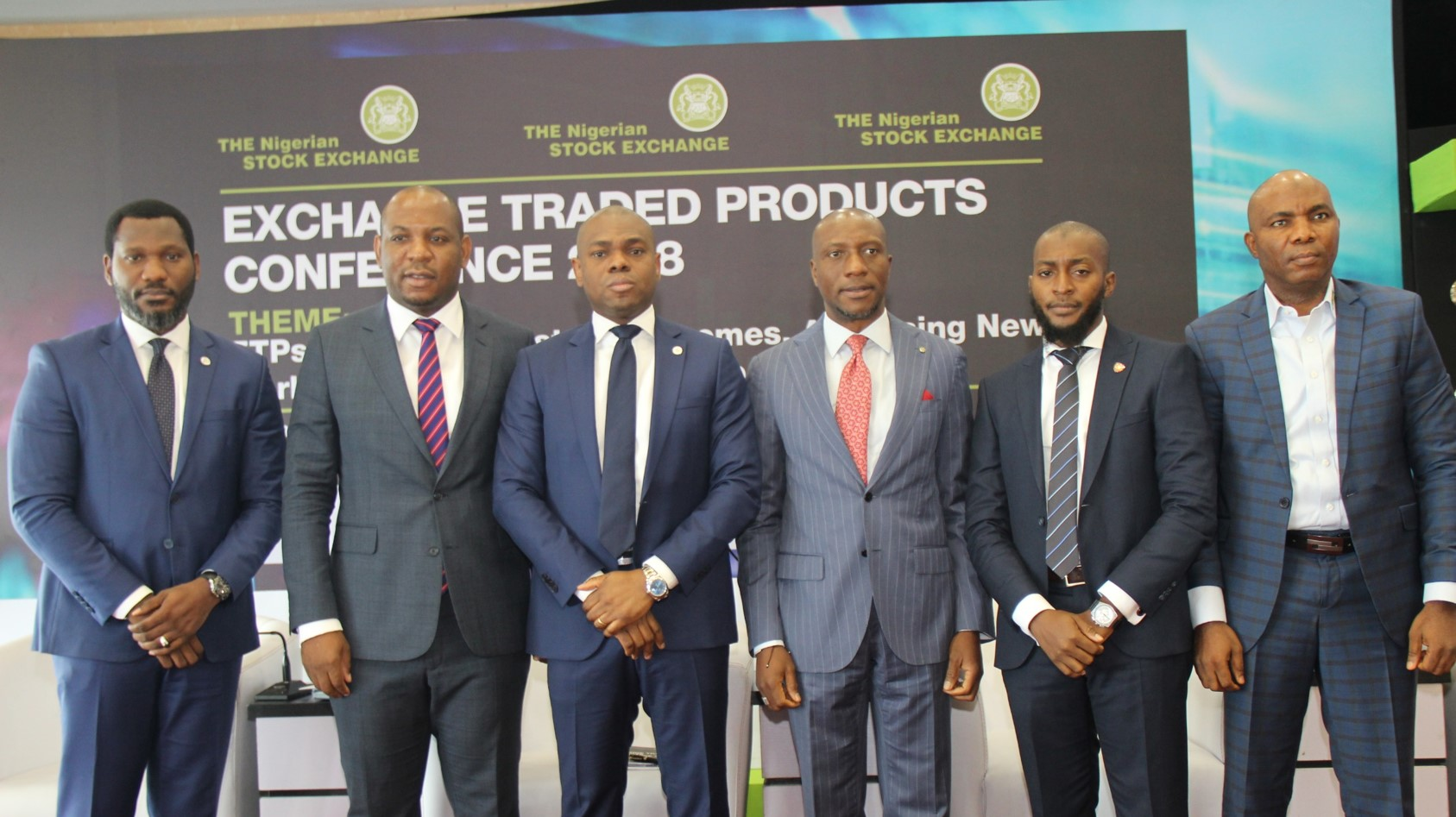 Photo News: Faces At NSE's 2018 Exchange Traded Products conference
