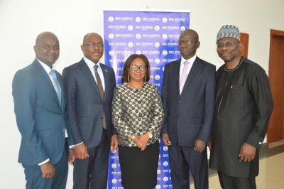 Photo News: SEC Nigeria DG, FMDQ  Boss At Launch Of Green Bond Rules